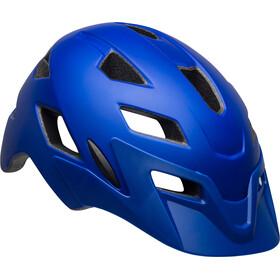 Bell Sidetrack MIPS Fietshelm Jongeren, t-rex matte blue